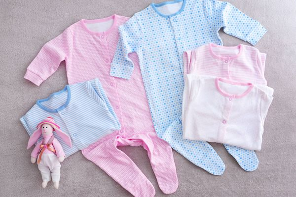 How to keep Your Baby Clothes Soft & Fresh