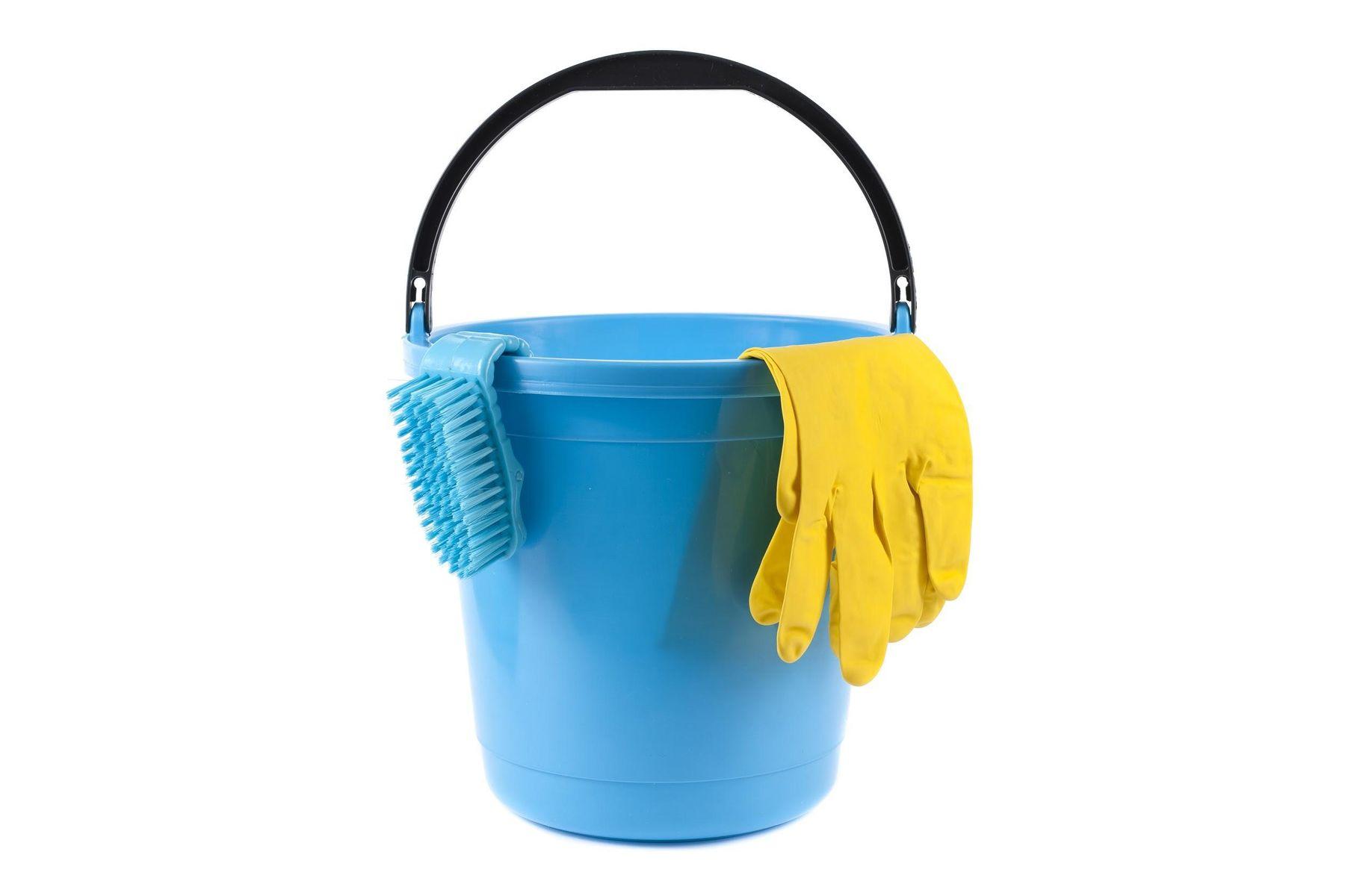 Step 1: Prepare a solução com cloro