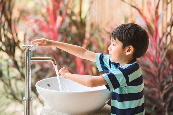 7 manieren om kinderen te beschermen tegen virussen