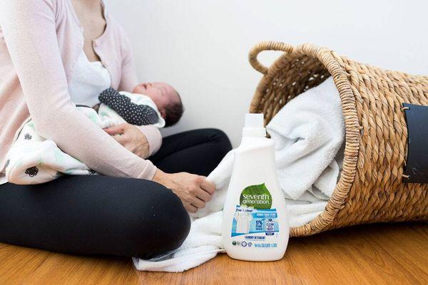 chuẩn bị đồ sơ sinh cho mẹ và bé