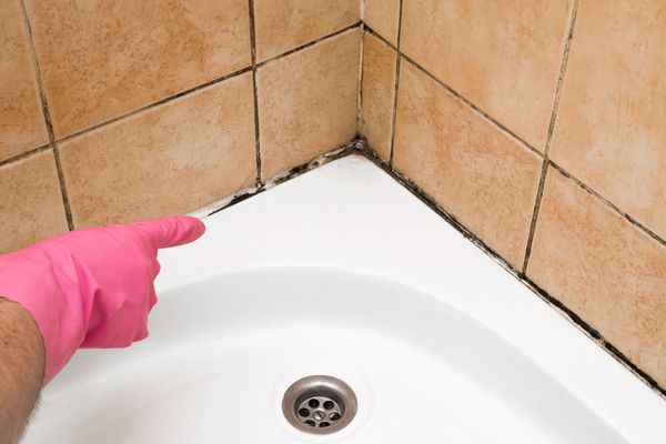 How to Clean Black Marks from Bathroom Corners | Cleanipedia