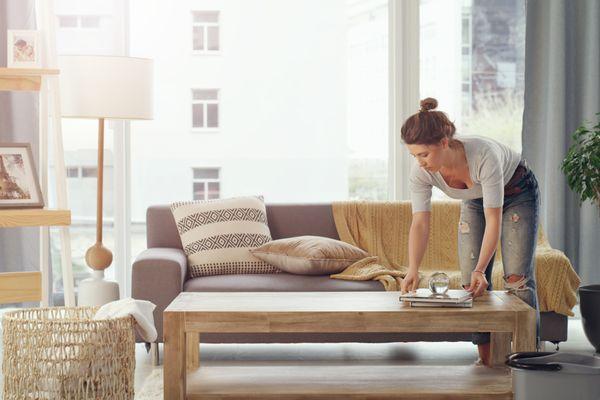 Métodos prácticos para limpiar muebles de madera