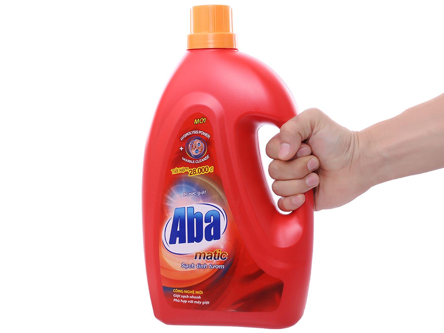 Nước giặt Aba