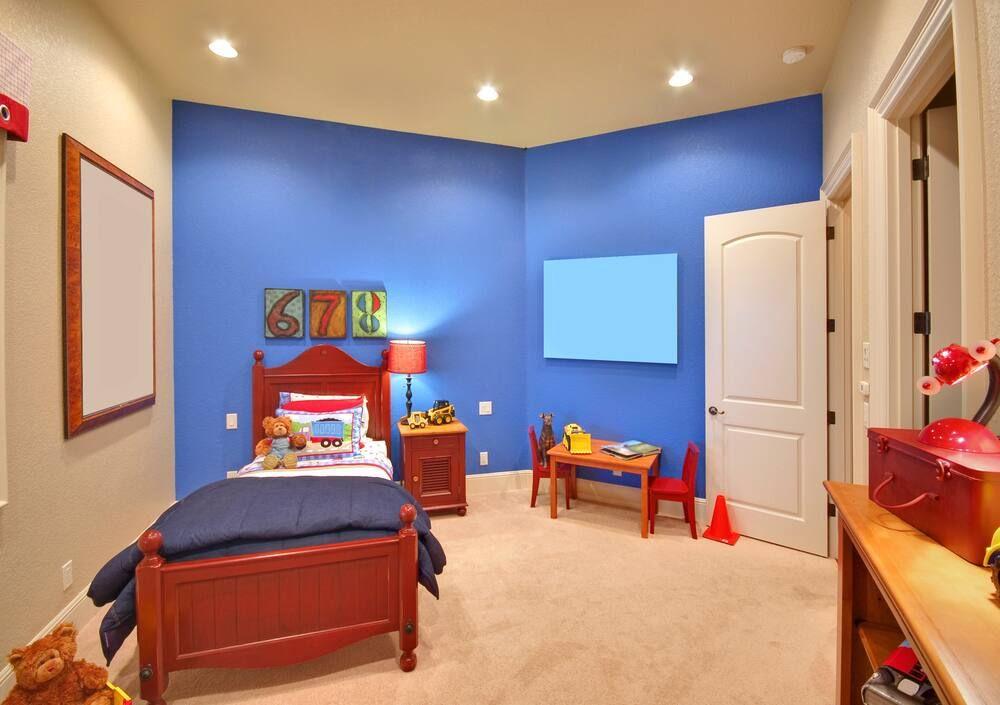 Tips Memilih Cat Interior Kamar untuk Anak