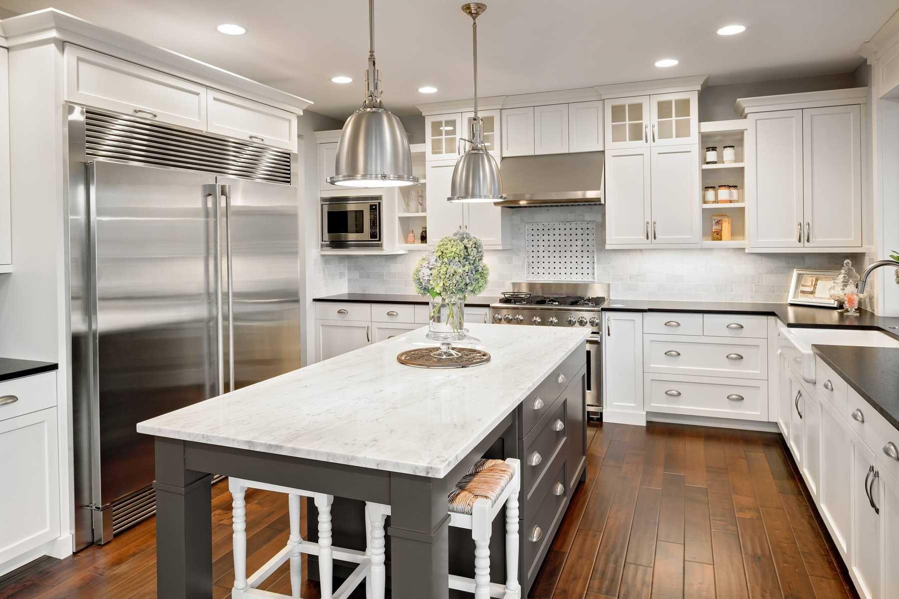 Trang trí nhà bếp sang trọng với các vật dụng trang trí nhà bếp hiện đại
