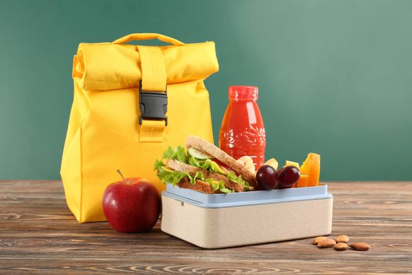 Easy Way to Clean and Wash Your Kid's School Lunch Bag