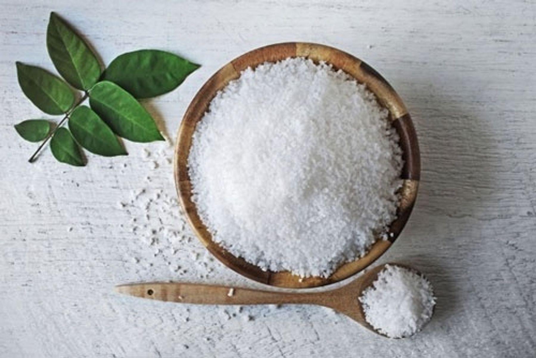 muối khoáng là gì