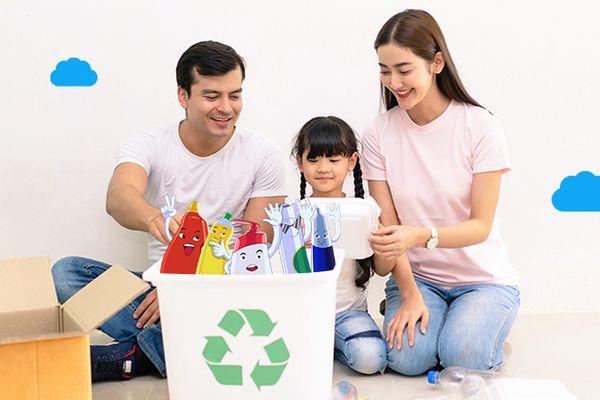 tái chế là gì