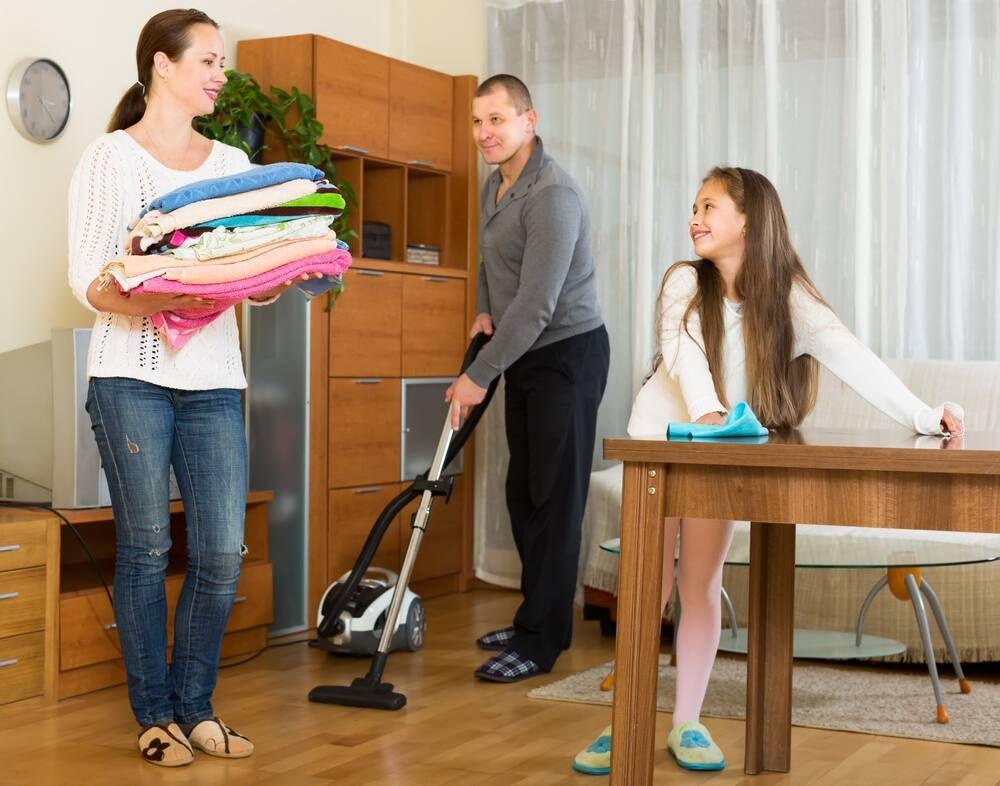 Vì sao nên giặt thảm trải sàn thường xuyên?