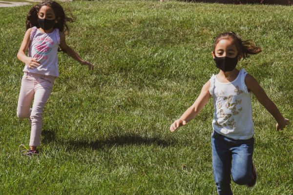 Kids safety in parks and public places