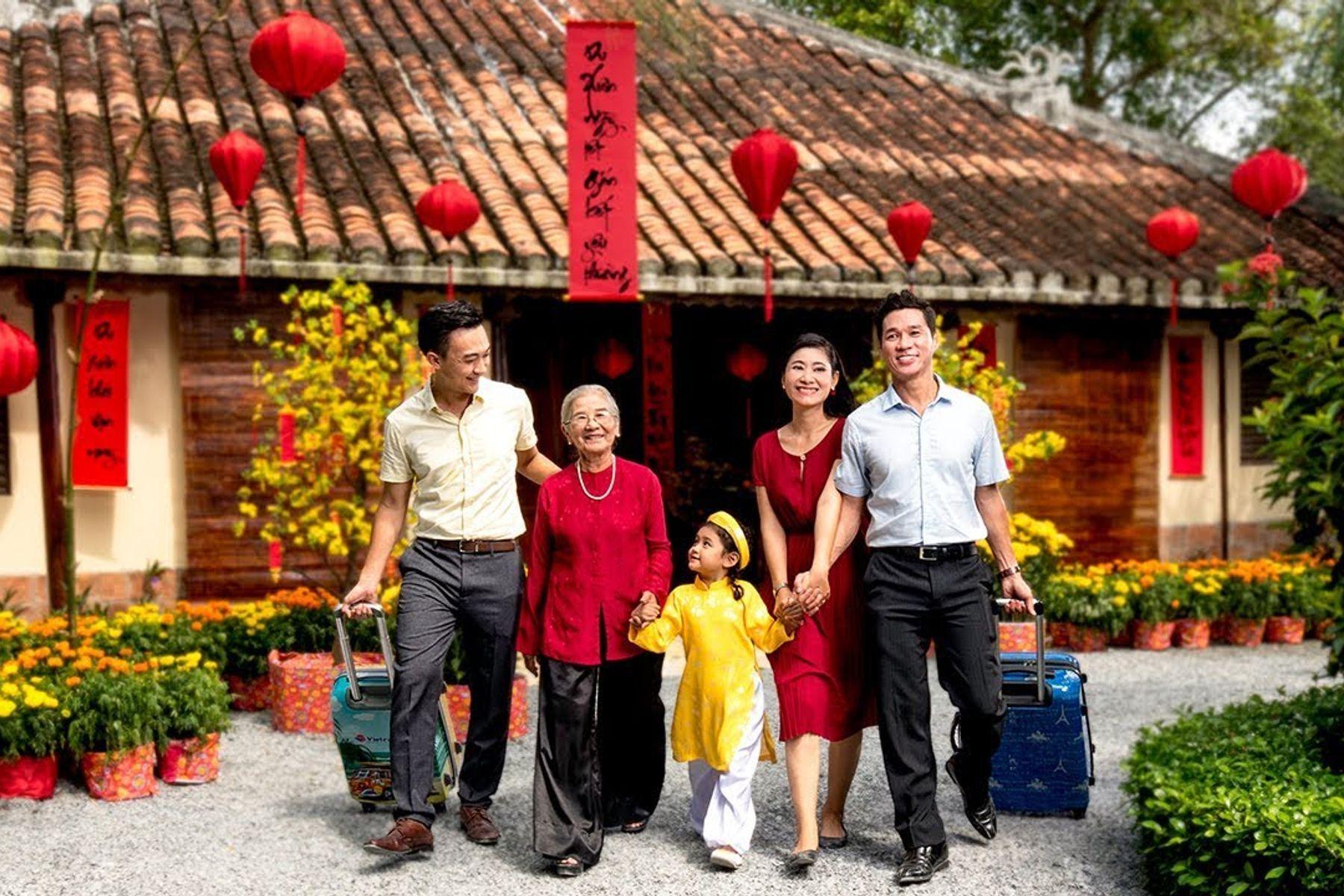 """Du lịch Tết Nguyên đán cho cả gia đình - Đi đâu là """"chuẩn nhất""""?"""