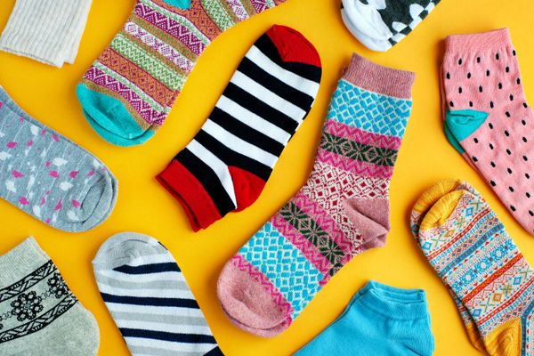 how to keep socks together in the wash