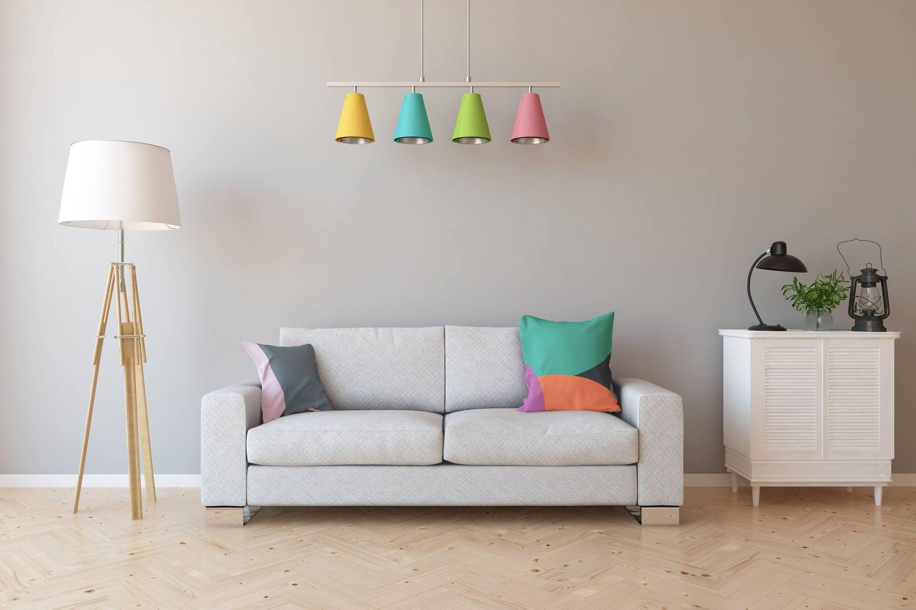 Küçük Salon Dekorasyonu İçin Öneriler