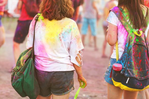 How to Remove Holi Colour Stains from Your Clothes shutterstock 772060783