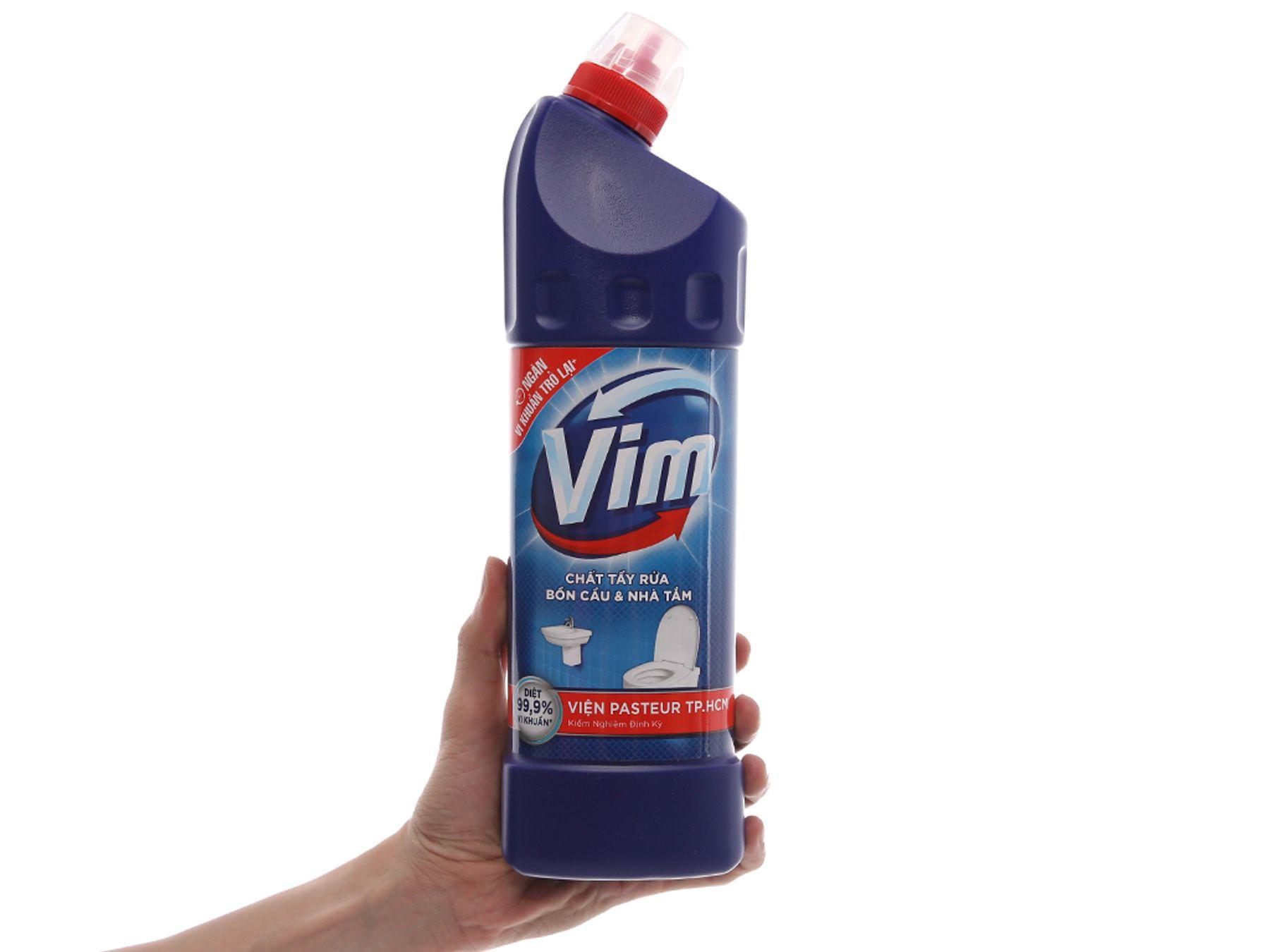 Dung dịch tẩy rửa bồn cầu VIM