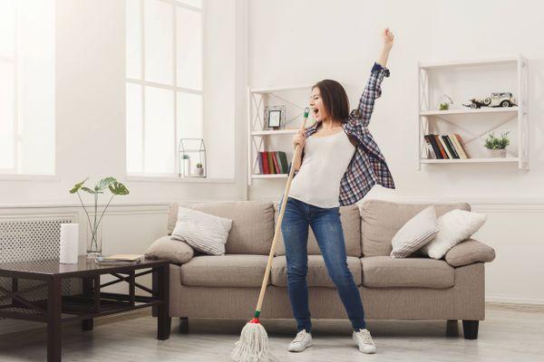 Duy trì 7 thói quen sau để cuối tuần dọn dẹp nhà nhẹ nhàng hơn
