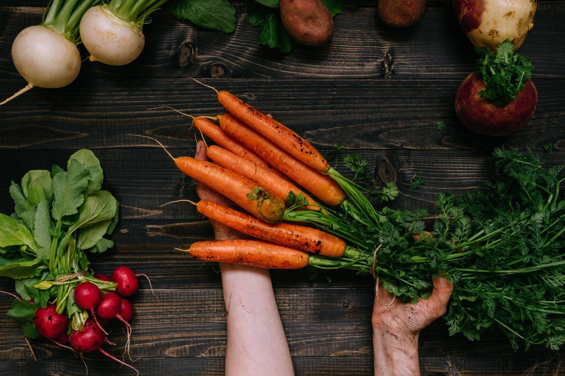Thực phẩm giúp giảm mùi hôi cơ thể