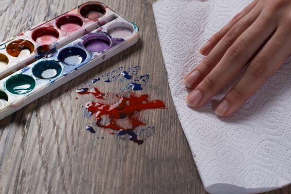 Picture 1: boya lekesi nasıl çıkar?