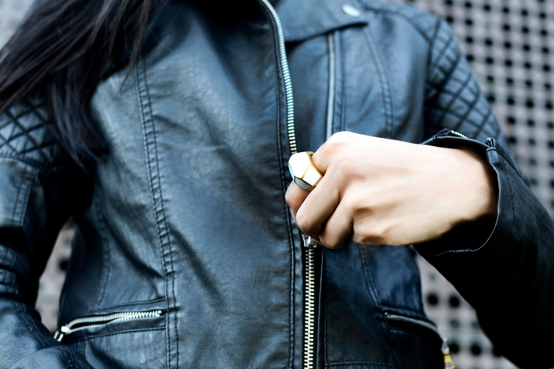 Keep Your Leather Jacket in Mint Condition for a Long Time shutterstock 530114869