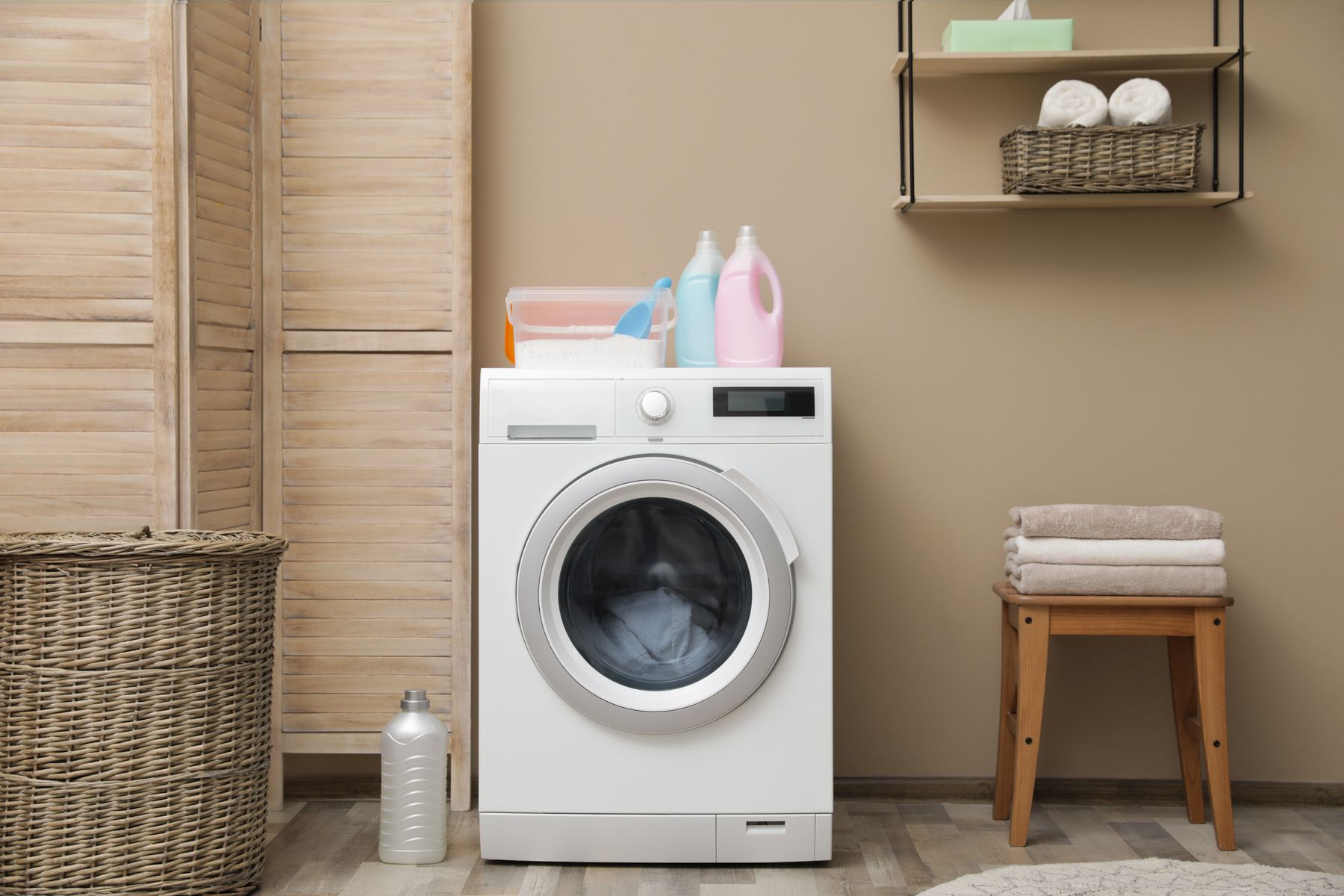 How to Buy the Best Detergent for Your Washing Machine (shutterstock 1368860891)