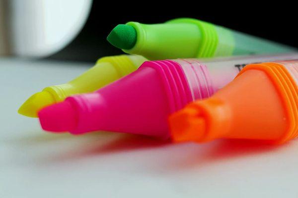 Keçeli Kalemler