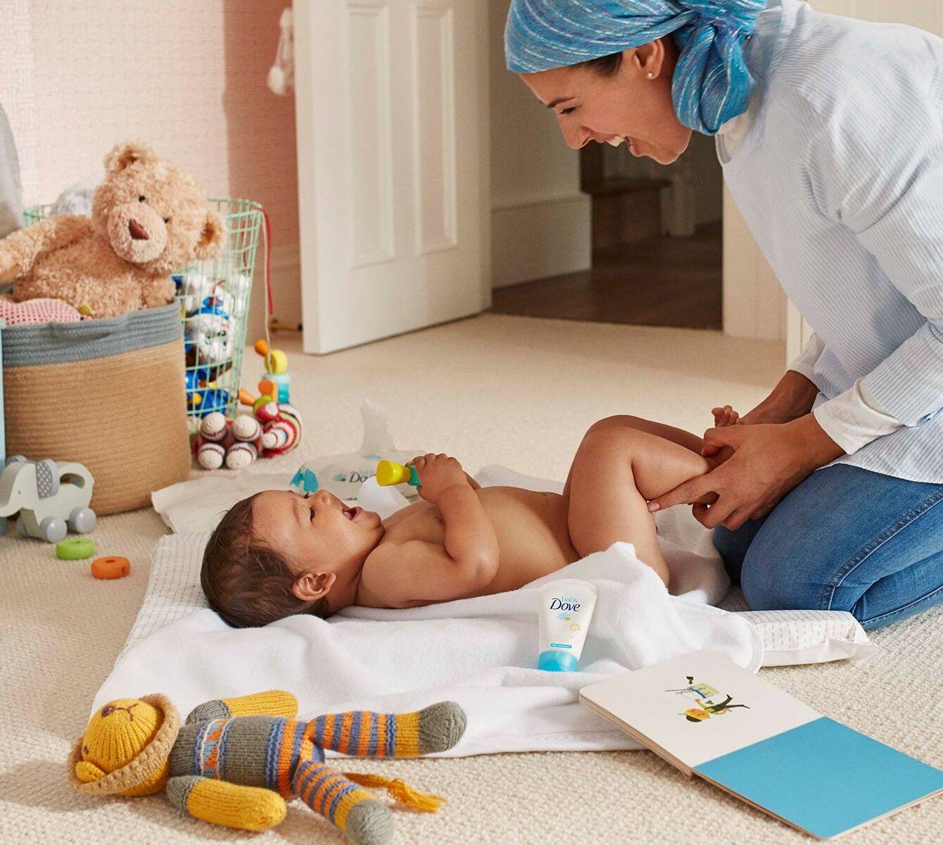 Дезинфекция детских игрушек