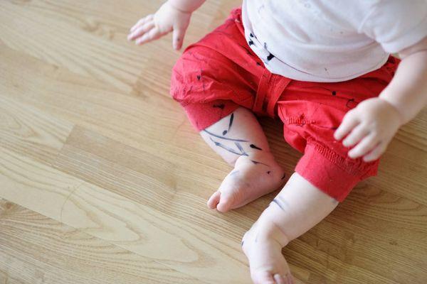 4 Cách chọn size quần cho bé cực đơn giản