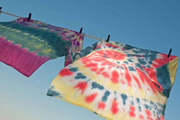 Bạn có biết phương pháp nhuộm quần áo không cần nước hay chưa?