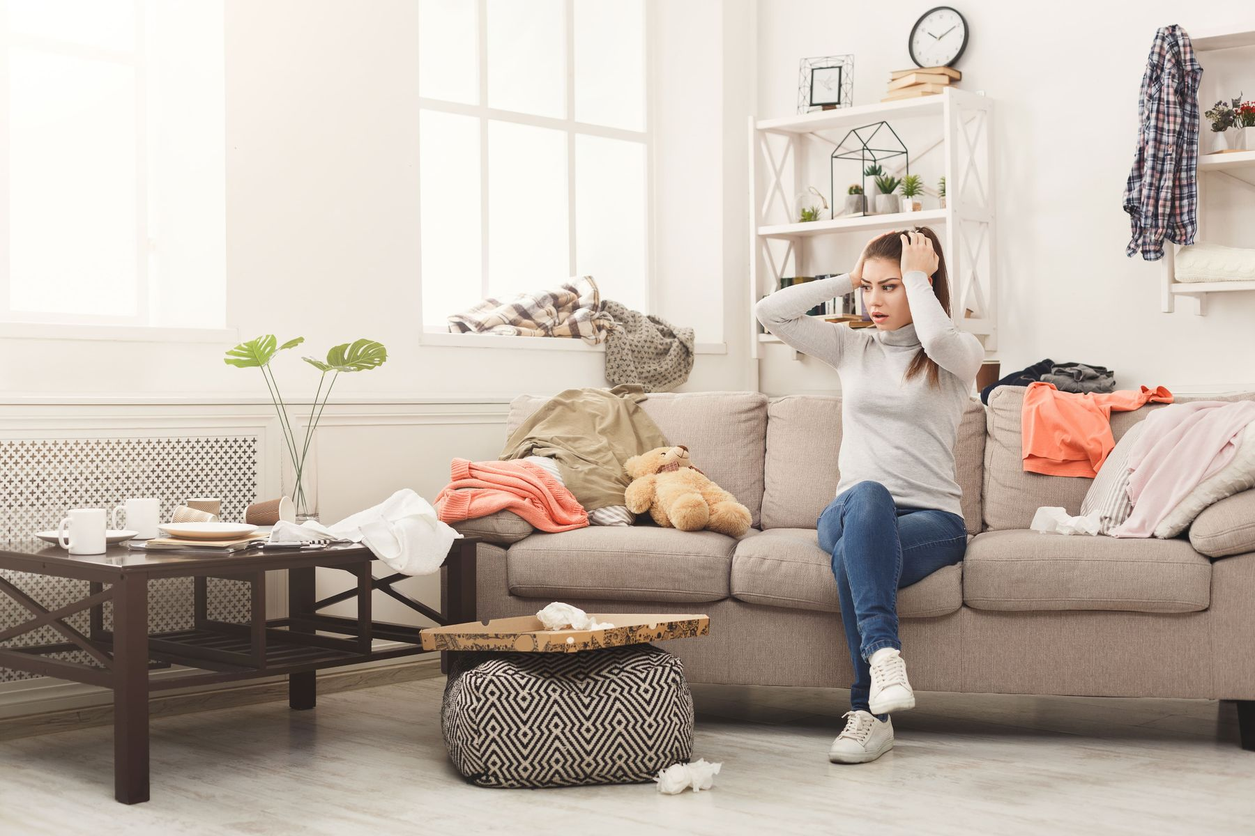 5 Mẹo giúp không gian nhà bạn trông rộng rãi và thoáng mát hơn