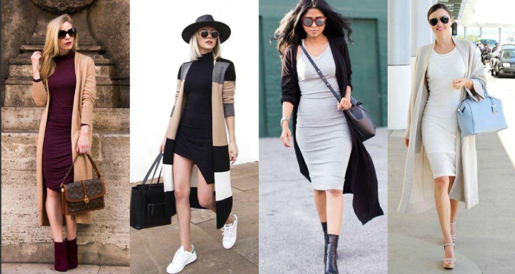 Đầm body ôm dài là dáng váy vô cùng phù hợp với những bạn nữ lùn