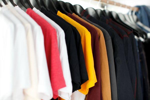 saubere Wäsche