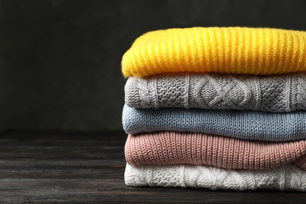 How to Care for Your Expensive Woollens!