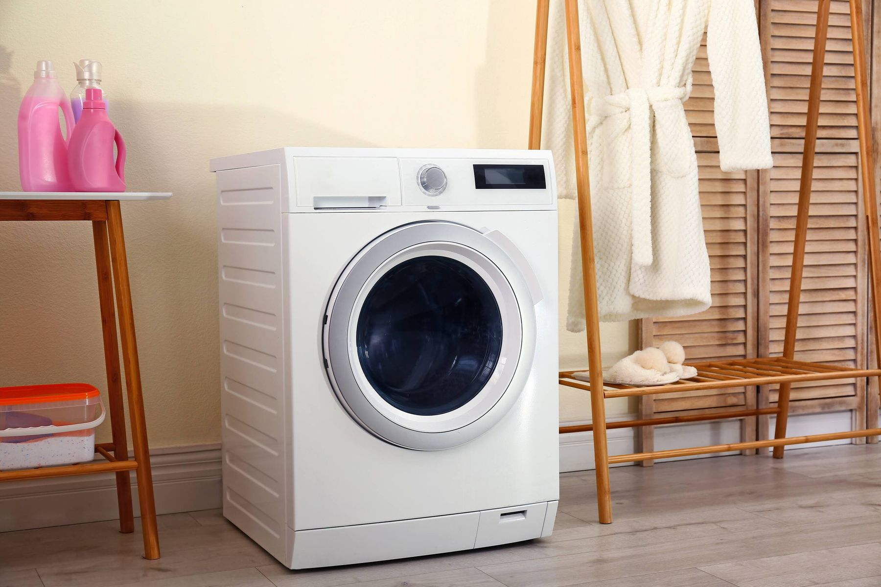Here's How Choosing an Automatic Washing Machine Makes Drying Clothes Simpler
