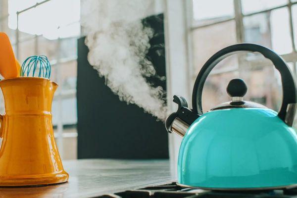 Ocak ve Çaydanlık