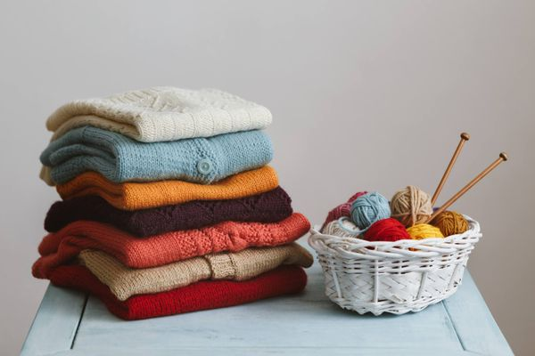 How to Get Rid of that Musty Smell from Your Stored Woollens