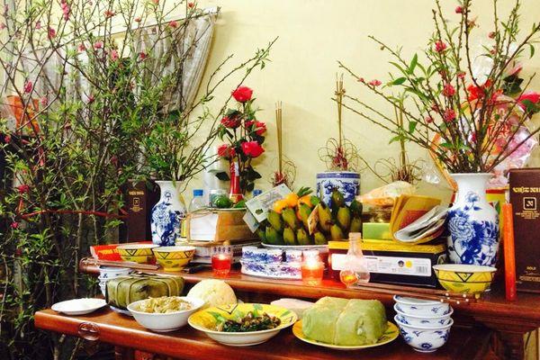 Cách lau dọn bàn thờ gia tiên gia đình