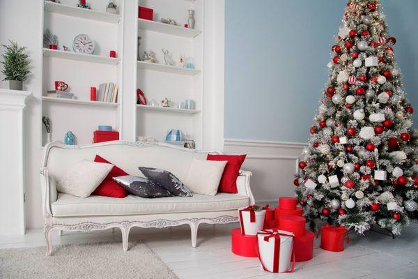 Aprenda a fazer decoração de Natal para sala