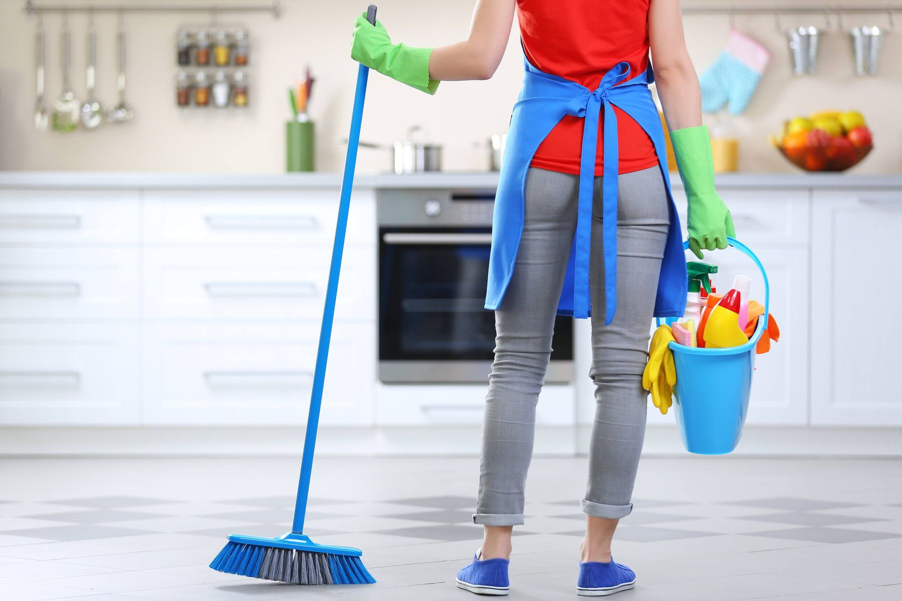 Did You Know Housework Can Be A Great Workout? Find Out More