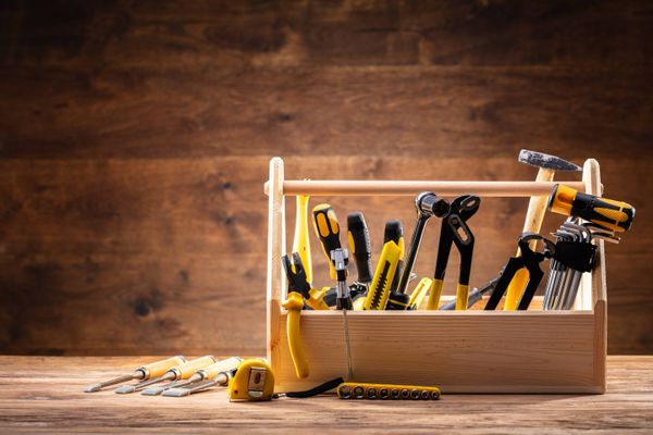 Assembling your own toolbox