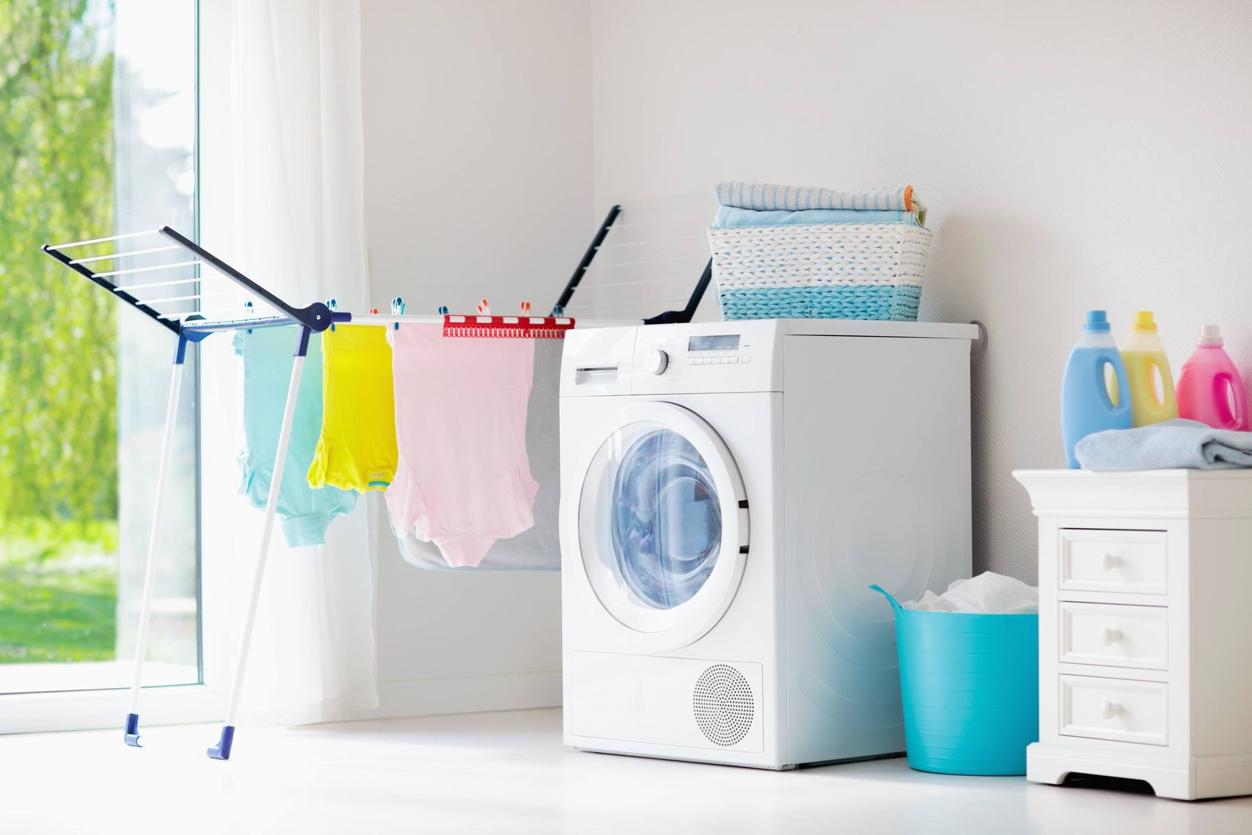 Want the Best from Your Washing Machine? Choose the Best Detergent