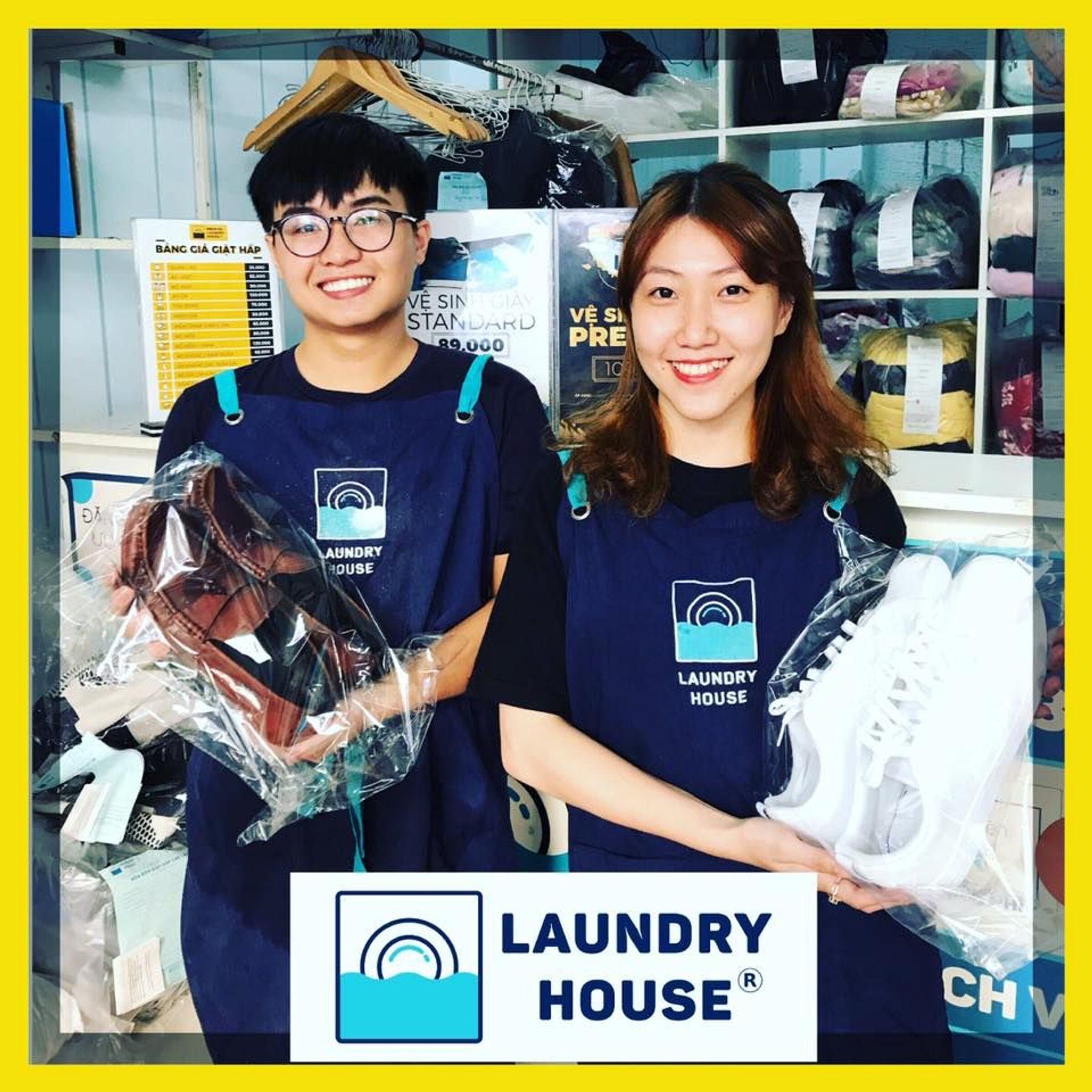 Dịch vụ giặt giày Laundry House