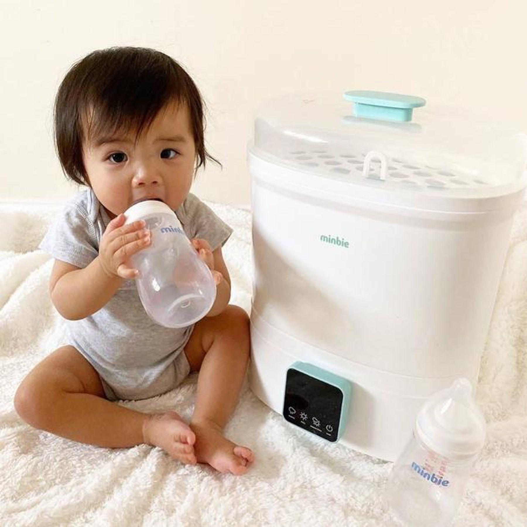 vệ sinh bình sữa như thế nào đúng cách