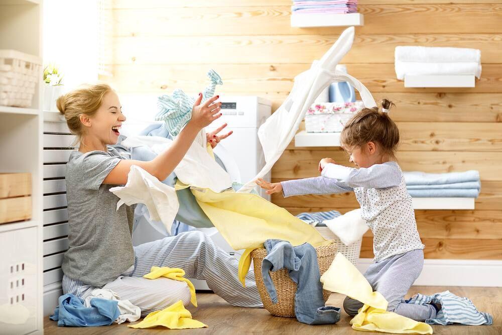 Giúp con trưởng thành hơn sau mùa dịch với những việc nhà đơn giản