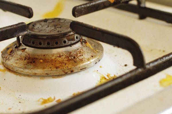 greasy kitchen counter hero image