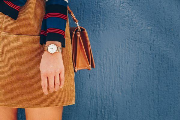 Thay đổi phong cách thời trang teen cuối tuần dạo phố