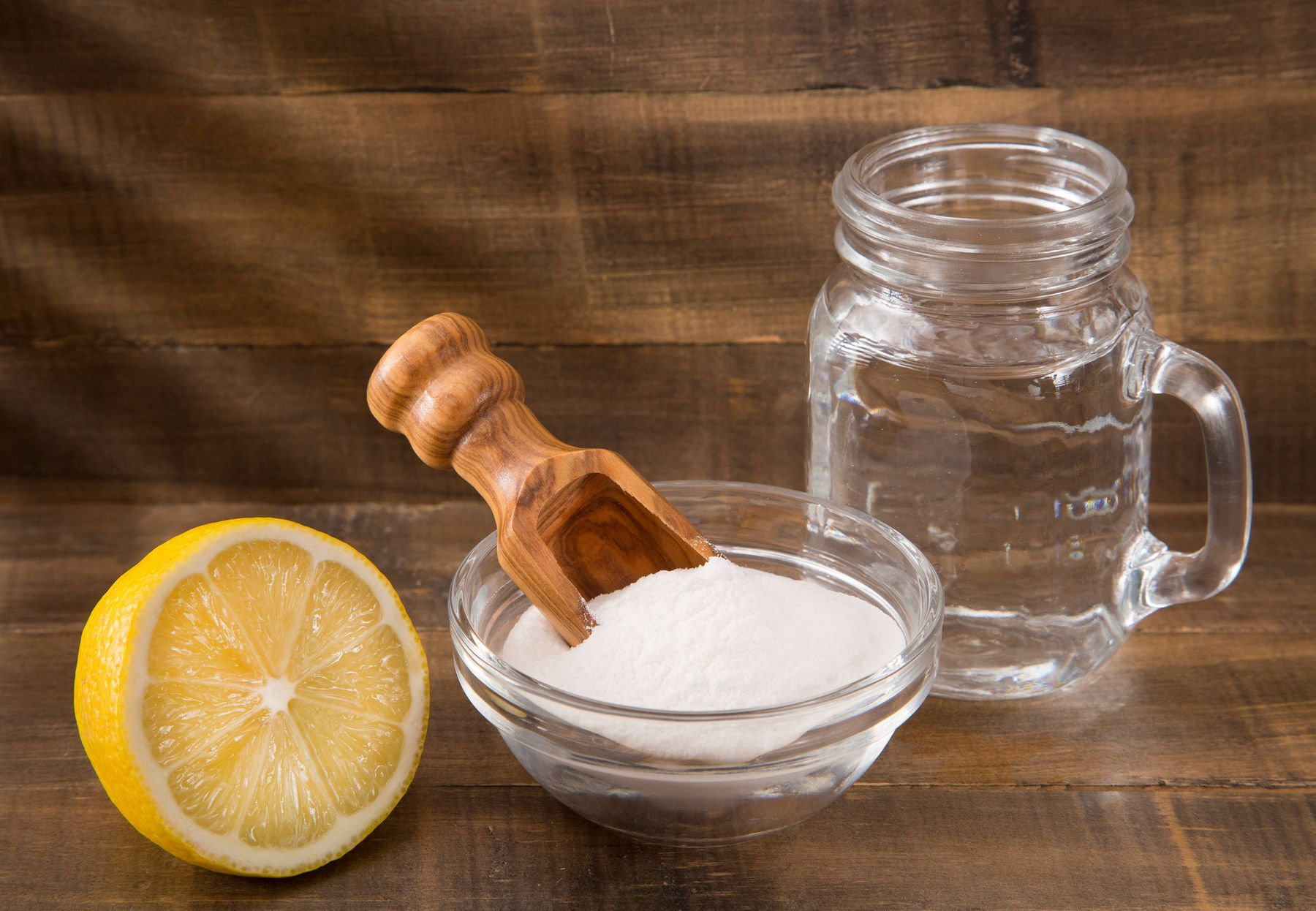 Mixture Of Lime Juice & Water Cleaning Tips