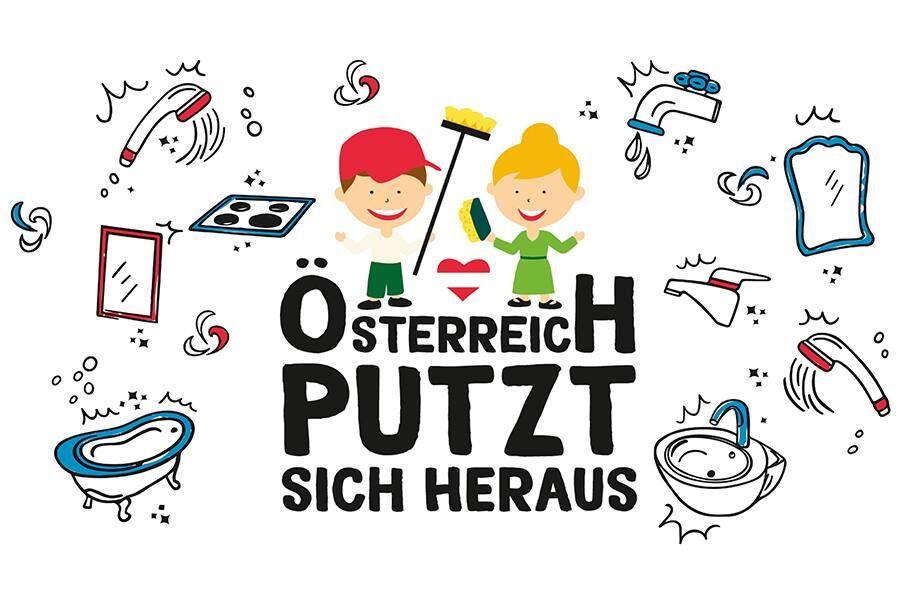 Österreich putzt sich heraus
