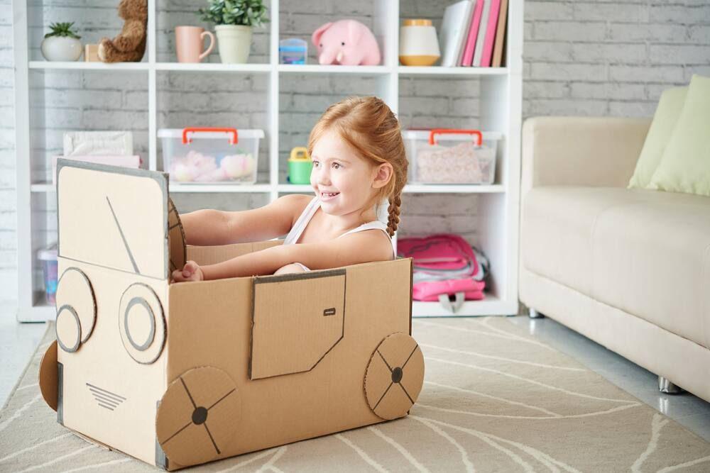 Hãy ưu tiên cho con chơi đồ chơi handmade vì những lý do này