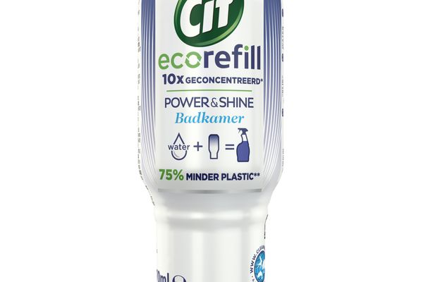 Cif Power & Shine Ecorefill Bathroom 70ml