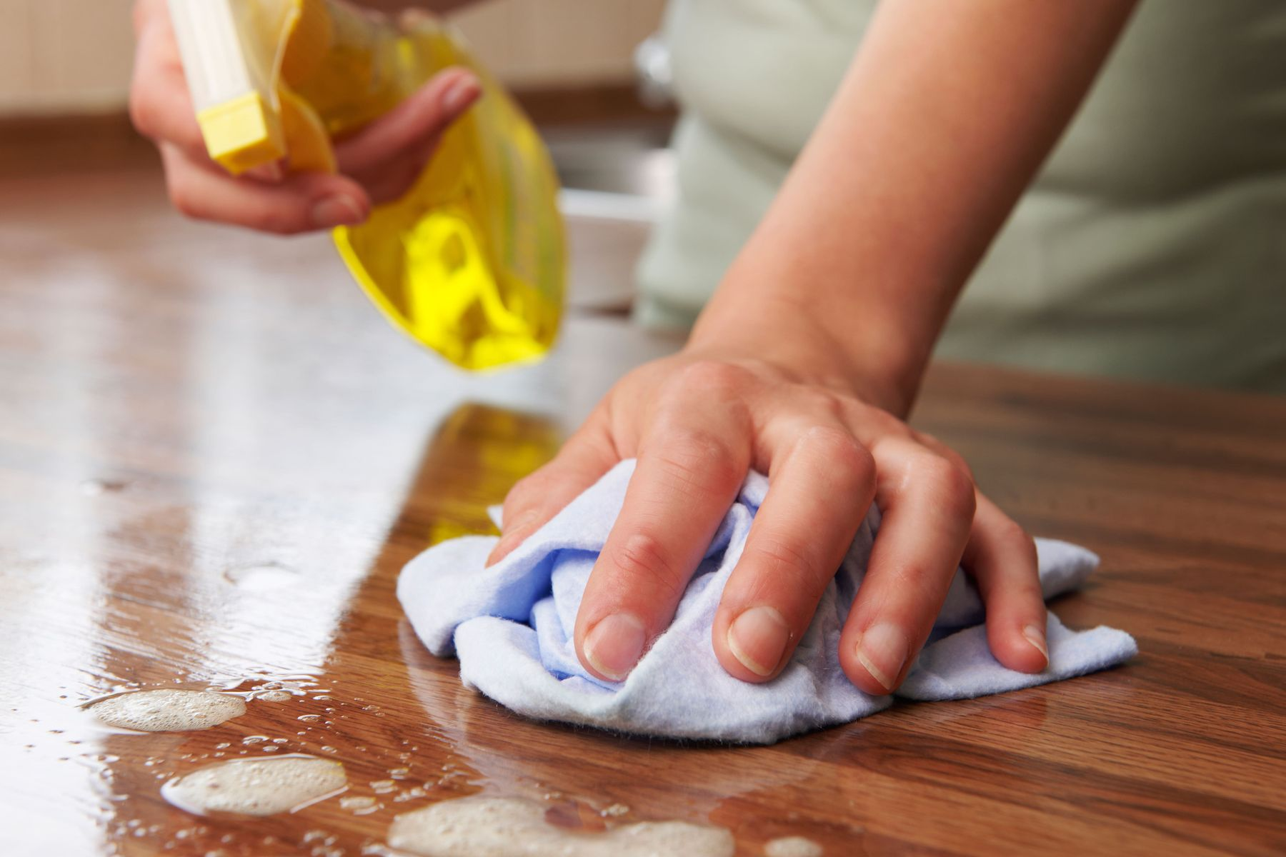 This simple home hack can help you get rid of nasty sticky stains with ease
